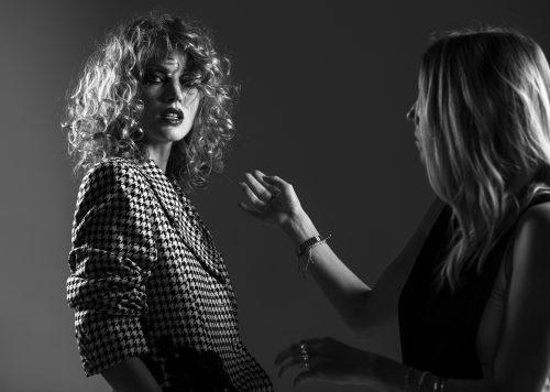 Elena Shilnikova sous l'oeil de la photographe montpelliéraine Nath-Sakura du studio B612